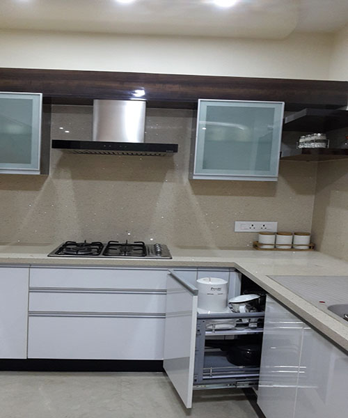 Modular Kitchen Interior Designers Bangalore Sampada Creations